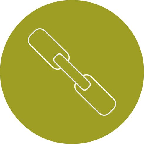 Vektor-Anhang-Symbol vektor