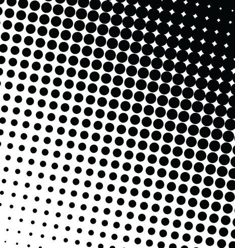 Abstrakt prickad vektor bakgrund halvton effekt