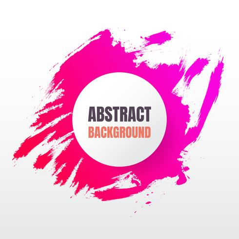 abstrakter Hintergrund Design-Vorlage vektor