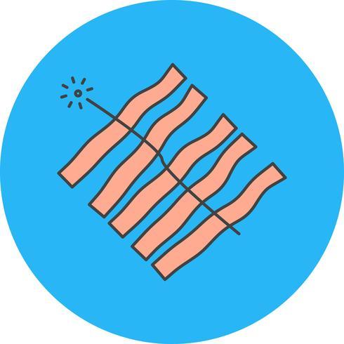 Vektor Feuer Arbeitssymbol