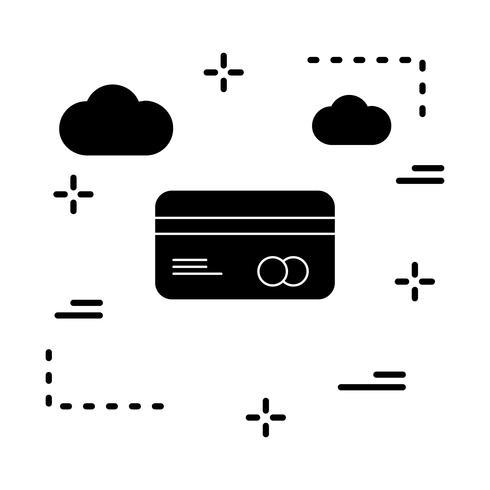 Vektor-ATM-Symbol vektor