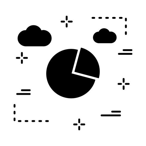 Vektor-Grafik-Symbol vektor