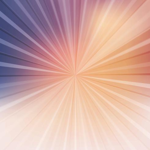 Starburst Hintergrund vektor