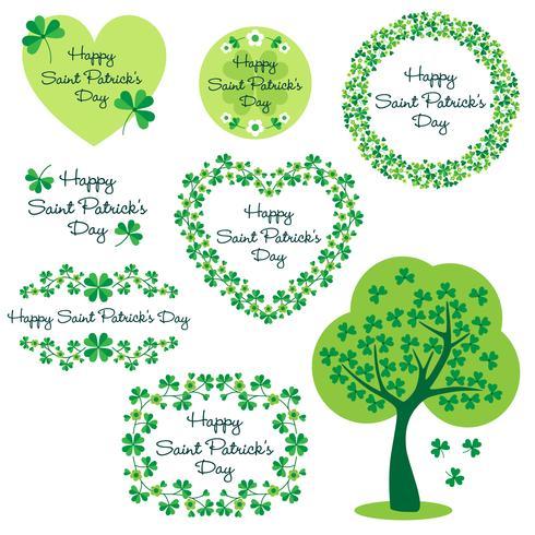 St. Patricks Day Graphics vektor