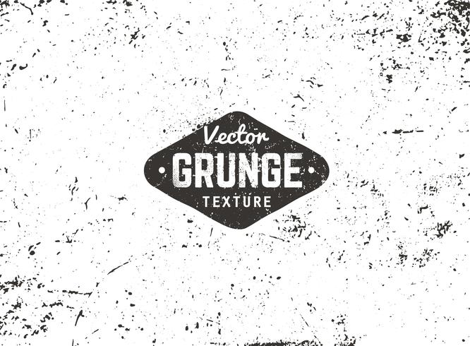 Vektor-Grunge-Textur vektor