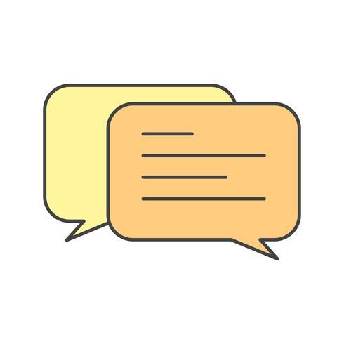 Vektor Nachrichtensymbol
