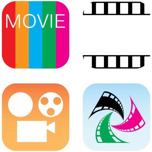 Apps-knappen vektor
