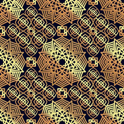 Quadratisches Musterfeld zum Laserschneiden mit Mandalas. vektor
