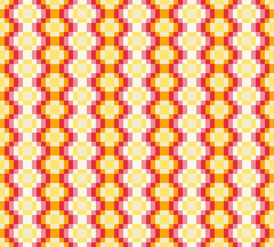 Bunte ethnische dekorative Muster Mexikaner, nahtloses Muster vektor