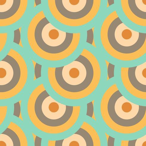 verschiedene nahtlose Muster Kacheln. vektor