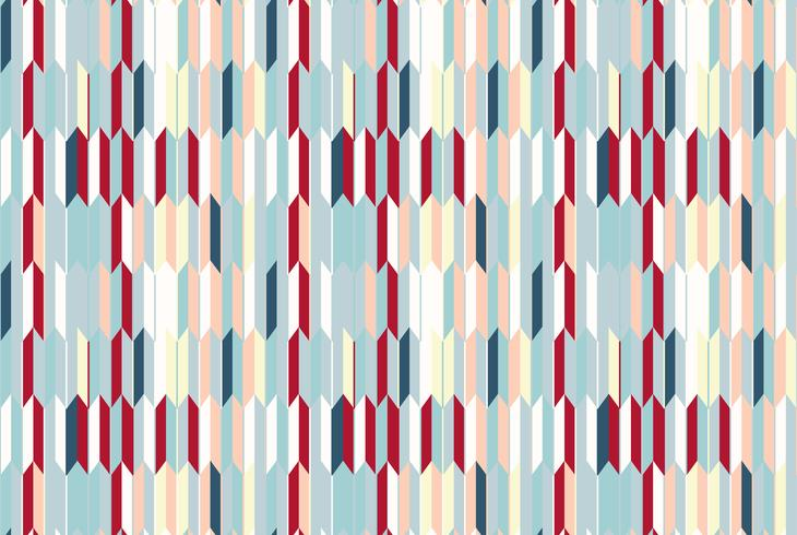 Oriental seigaiha sömlösa mönster. Vintage bakgrund vektor