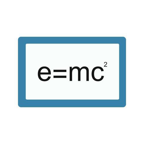 Vektor Formel Ikon
