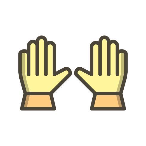 Handskar Vector Icon