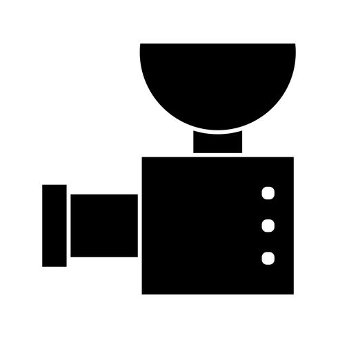 köttkvarnvektorikonen vektor