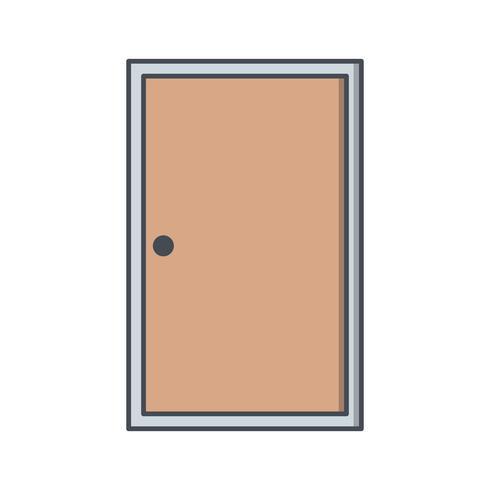 Dörrvektorikonen vektor