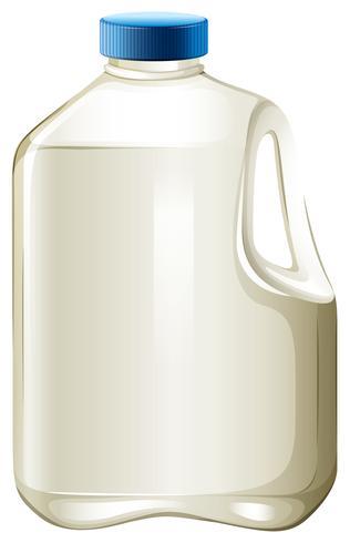 Milchflasche vektor