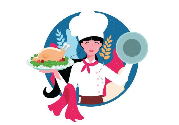 Chef Vol 2 Vektor