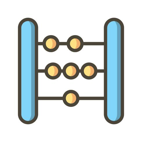 ABACUS-Vektor-Symbol vektor