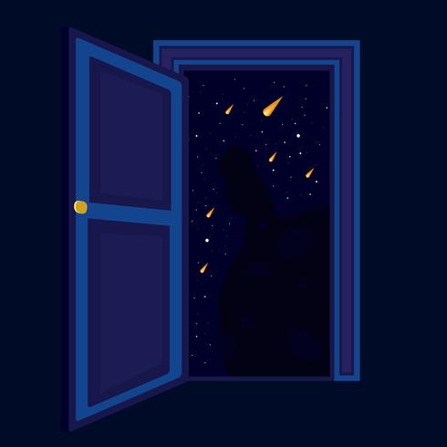 Dörrar Vector