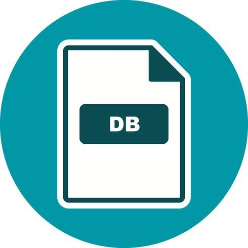 DB-Vektor-Symbol vektor