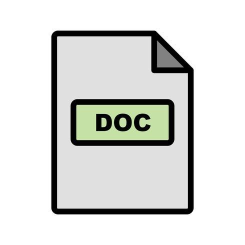 doc-vektorikonen vektor