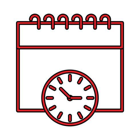 Kalender-perfekter Ikonen-Vektor oder Pigtogram-Illustration in gefülltem Stil vektor