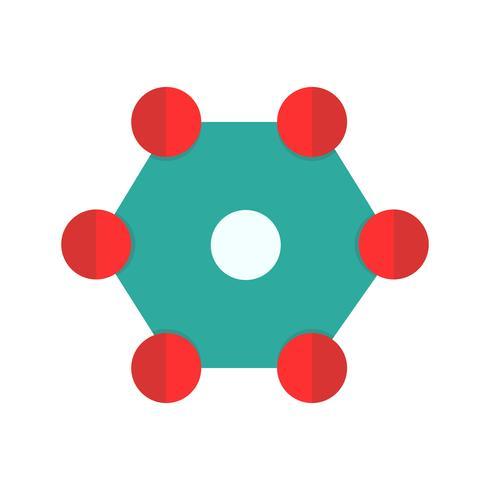 Vektorstruktur Ikon vektor