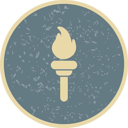 Olympiska spelen ikon vektor illustration