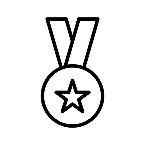 Vektor Award-Symbol