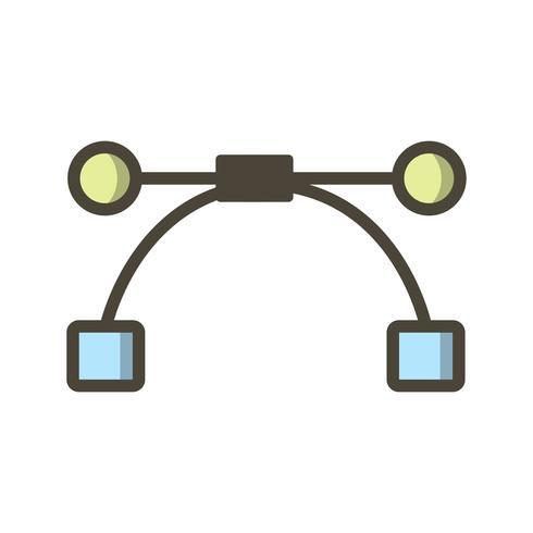 Vektor-Symbol Vektor-Illustration vektor