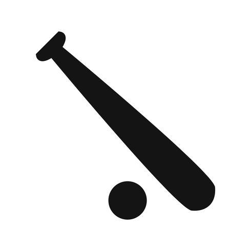 Basis- und Ball-Ikonen-Vektor-Illustration vektor