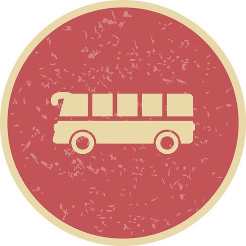Vektor-Bus-Symbol vektor