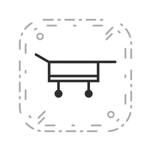 vektor sträckare ikon