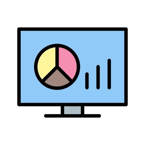Vektor-Diagrammsymbol vektor