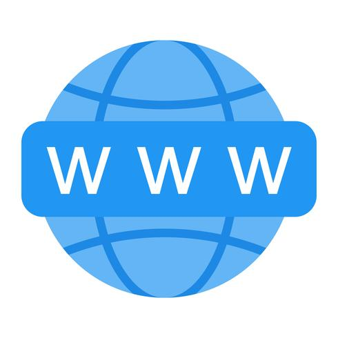 Vektor-Web-Suche-Symbol vektor
