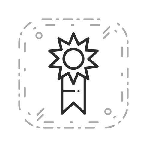 Vektor-Farbband-Symbol vektor