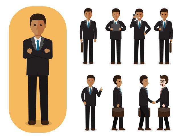 Menschen Charaktere vektor