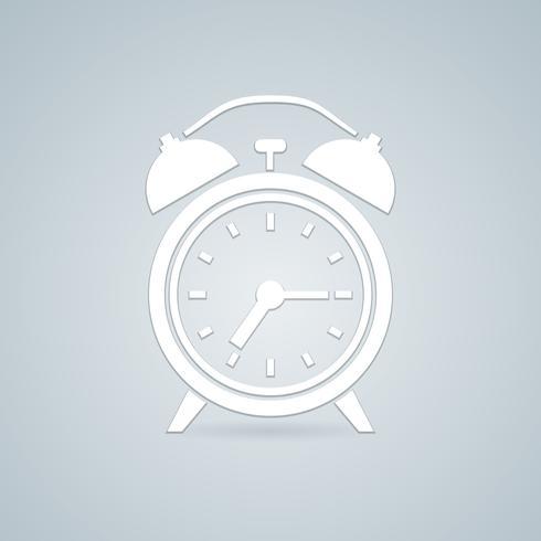 Väckarklocka vektor
