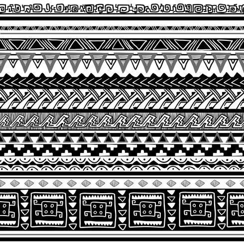 Stammes-Textur vektor