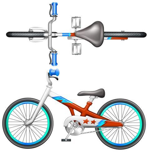 En cykel vektor