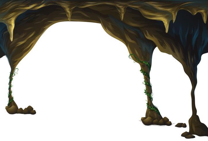 Grotta vektor