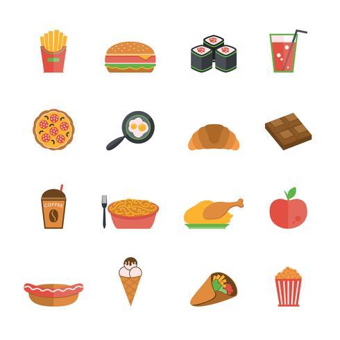 Fast Food vektor