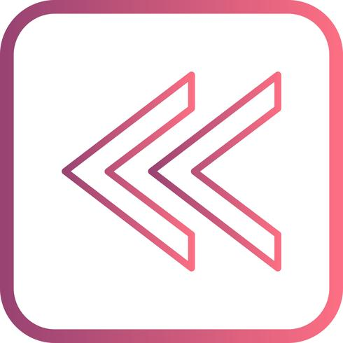 Vorheriges Vektor-Symbol vektor