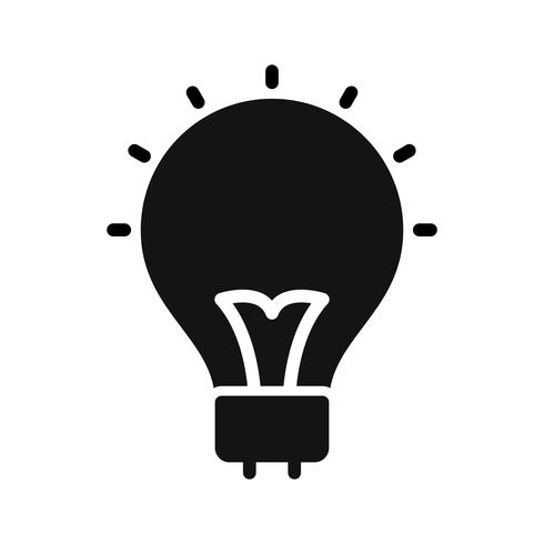 Vektor-Birnen-Symbol vektor