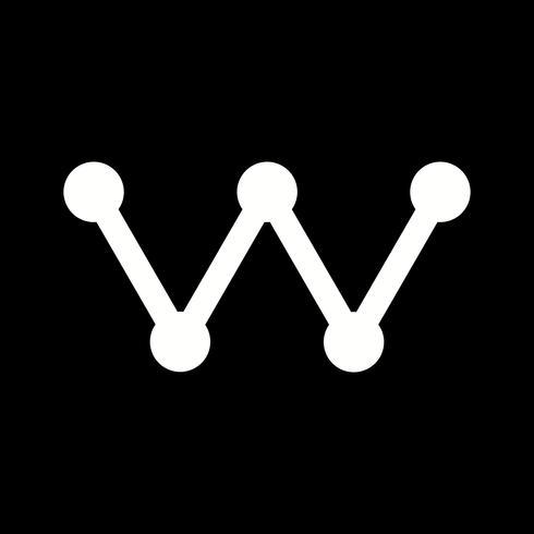 Vektor-Link-Symbol vektor