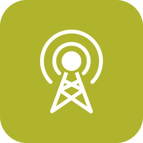 Broadcast-Vektor-Symbol vektor