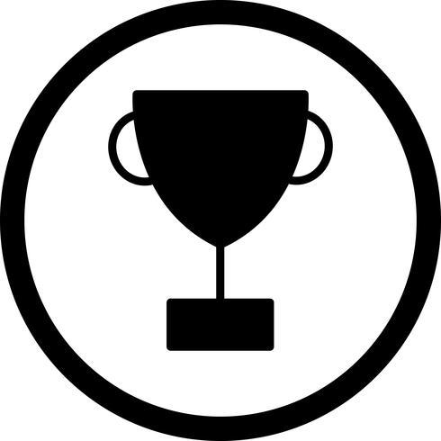 Vektor-Cup-Symbol vektor