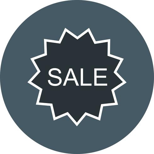 Vektor-Verkauf-Symbol vektor