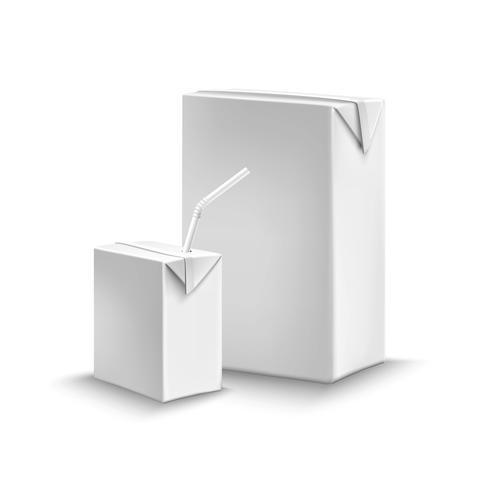 Drickpaket Set vektor