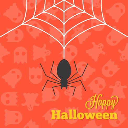halloween bakgrund och tapeter vektor